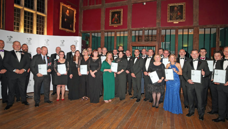 MOD Employer Recognition Scheme ERS Silver winners 2018