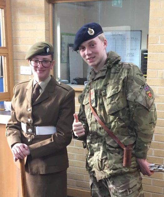 How new Army Cadets are celebrated in Essex Army Cadet Force | East