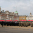 Ixworth army cadets suffolk at london